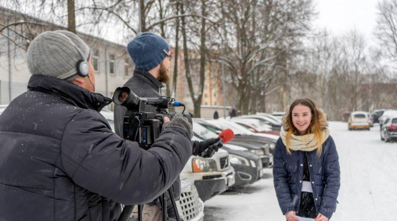 Ēnu dienā Rīgas pašvaldības policijā viesojas 67 skolēni