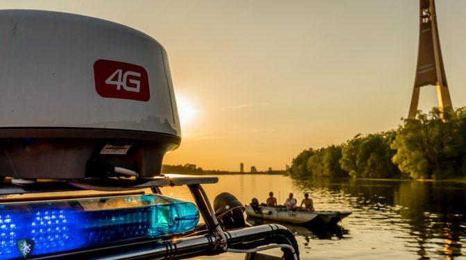 Glābējas Daigas Omanbriedes pieredze pie Rīgas ūdenstilpnēm