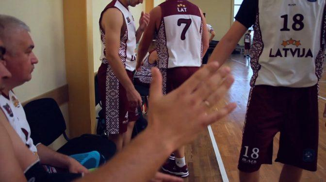 Rīgas policijas komanda dosies uz sporta spēlēm Ķīnā