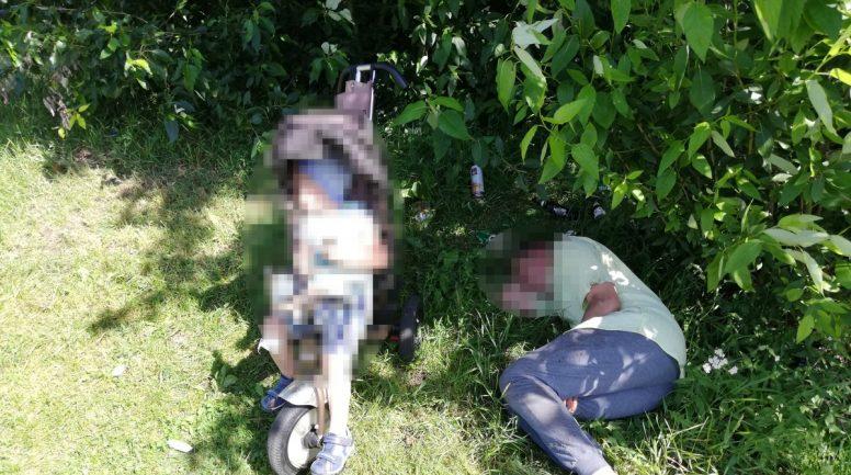 Pļavniekos policija no tēva reibumā paglābj trīs gadus vecu puisēnu
