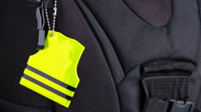 Policisti atgādina par atstarotāja nepieciešamību diennakts tumšajā laikā
