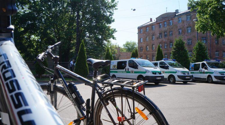 Vecrīgā atrasts pirms 4 gadiem nozagts velosipēds