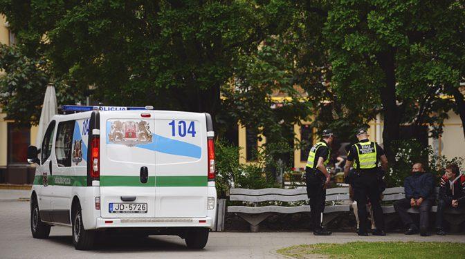 Vērmanes dārzā septembrī konstatēts 71 sabiedriskās kārtības pārkāpums